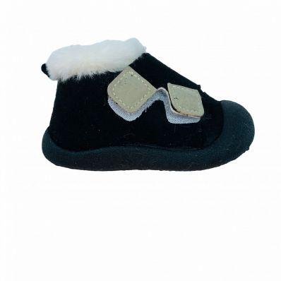 Chaussurettes montantes & fourrées GALA