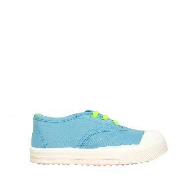 Baskets semelle souple en toile OCEAN Reconditionné C2BB - chaussons, chaussures, chaussettes pour bébé