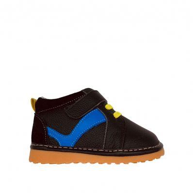 Bottines fourrées à bande C2BB - chaussons, chaussures, chaussettes pour bébé