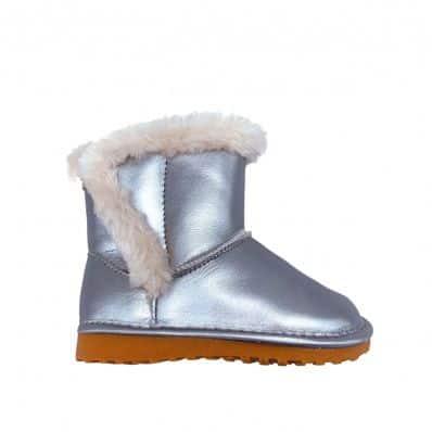 Bottes fourrées METAL C2BB - chaussons, chaussures, chaussettes pour bébé