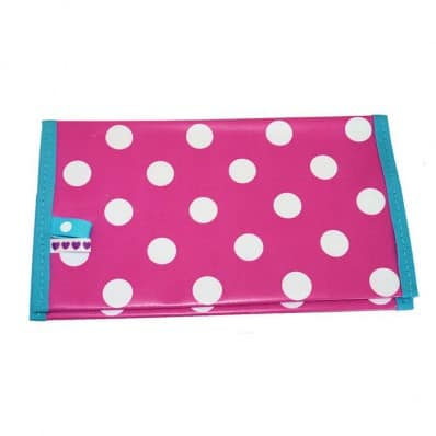 http://cdn1.chausson-de-bebe.com/1145-thickbox_default/oilcloth-checkbook-holder-made-in-france-pink-white-dots.jpg