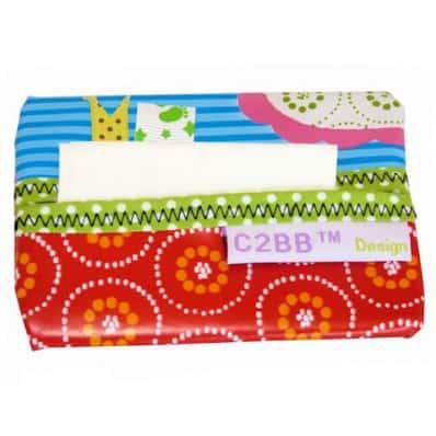 Pochette à mouchoirs en papier MADE IN FRANCE | Multicolores