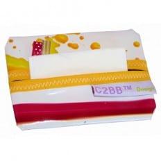 Pocket handkerchiefs MADE IN FRANCE | Multicolore spots
