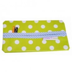 Baby wipes pocket Made in France | Light green