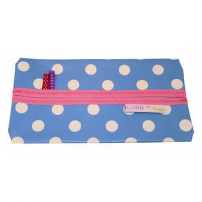 Baby wipes pocket Made in France | Blue