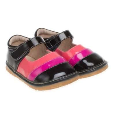 http://cdn1.chausson-de-bebe.com/1787-thickbox_default/little-blue-lamb-squeaky-leather-toddler-girls-shoes-black-zebra.jpg
