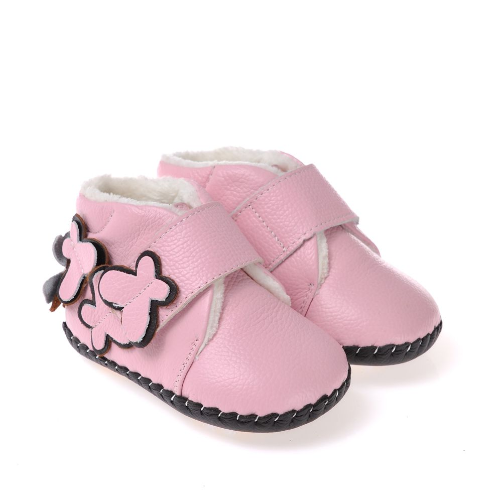 f840949ef1794 CAROCHCAROCH - Chaussures premiers pas cuir souple