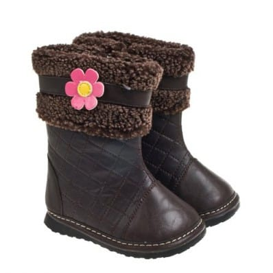 http://cdn3.chausson-de-bebe.com/327-thickbox_default/little-blue-lamb-squeaky-leather-toddler-girls-shoes-brown-winter-boots-with-pink-flower.jpg