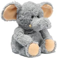 INTELEX - Cozy peluche bouillotte sèche - micro-onde | Eléphant