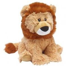 INTELEX - Plush Microwaveable warmer | Lion