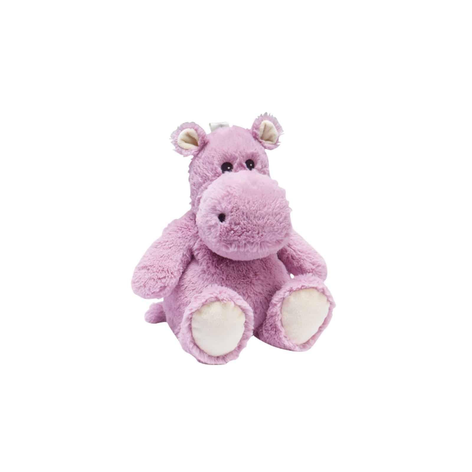 intelex cozy peluche bouillote s che micro onde hippo. Black Bedroom Furniture Sets. Home Design Ideas