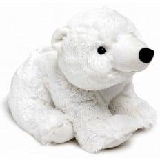 INTELEX - Cozy peluche bouillotte sèche - micro-onde | Ours polaire
