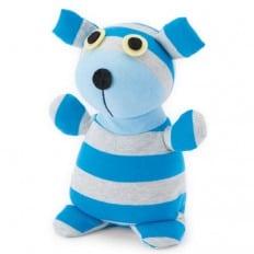 INTELEX - SOCKY DOOLS Wärmestofftier für mikrowelle | Hund