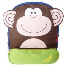 ORANGE IDEA - Zaino scuola per bambini cartella regazzo | Scimmia