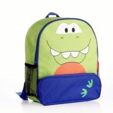 ORANGE IDEA - Boys children backpack schoolbag | Croco