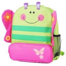 ORANGE IDEA - Rucksack baby kinder mädchen | Schmetterling