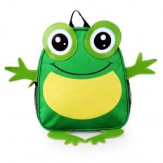 C2BB - Girls and boys children backpack schoolbag | Frog