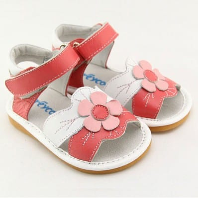 http://cdn2.chausson-de-bebe.com/4407-thickbox_default/freycoo-squeaky-leather-toddler-girls-shoes-pink-and-white-sandals.jpg