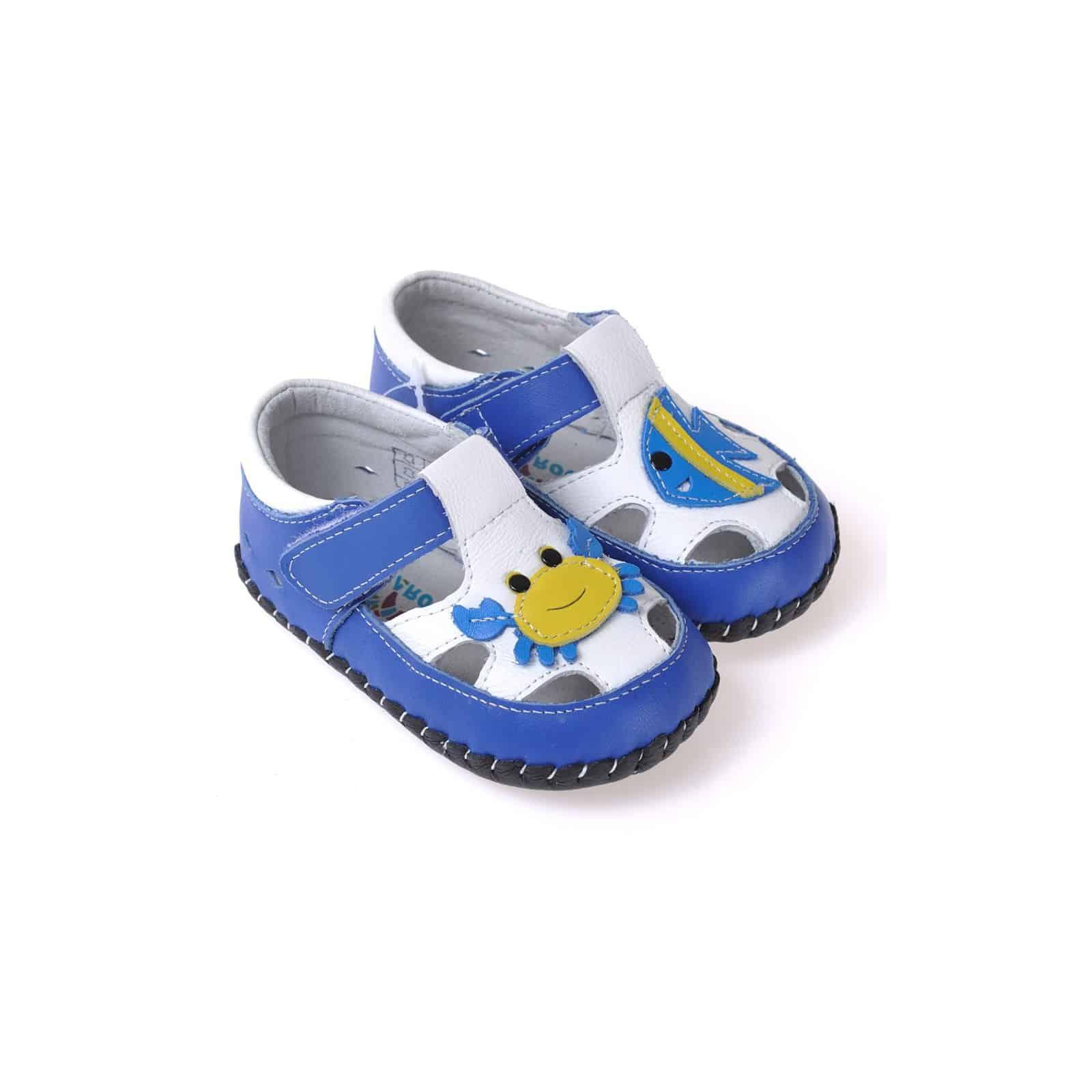 CAROCH- Baby boys first steps soft
