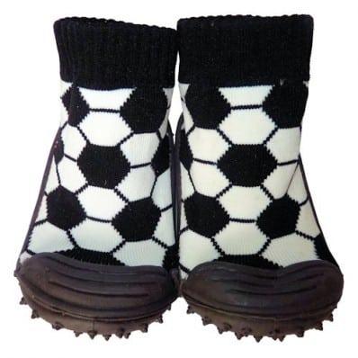 Scarpine calzini antiscivolo bambini - ragazzo | Calcio