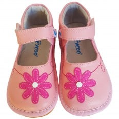 FREYCOO - Chaussures à sifflet | Babies rose