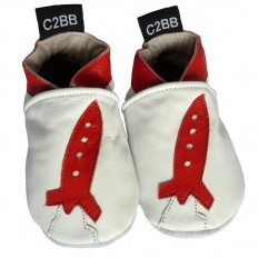 Soft leather baby shoes boys | Rocket