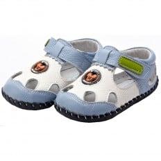 YXY - Zapatos de bebe primeros pasos de cuero niños | Sport
