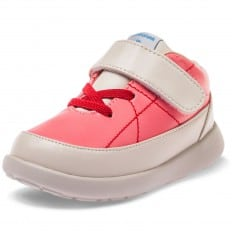 Little Blue Lamb - Chaussures semelle souple OG | Baskets rose