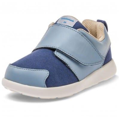 Little Blue Lamb - Krabbelschuhe Babyschuher OG - Jungen | Blau sneakers