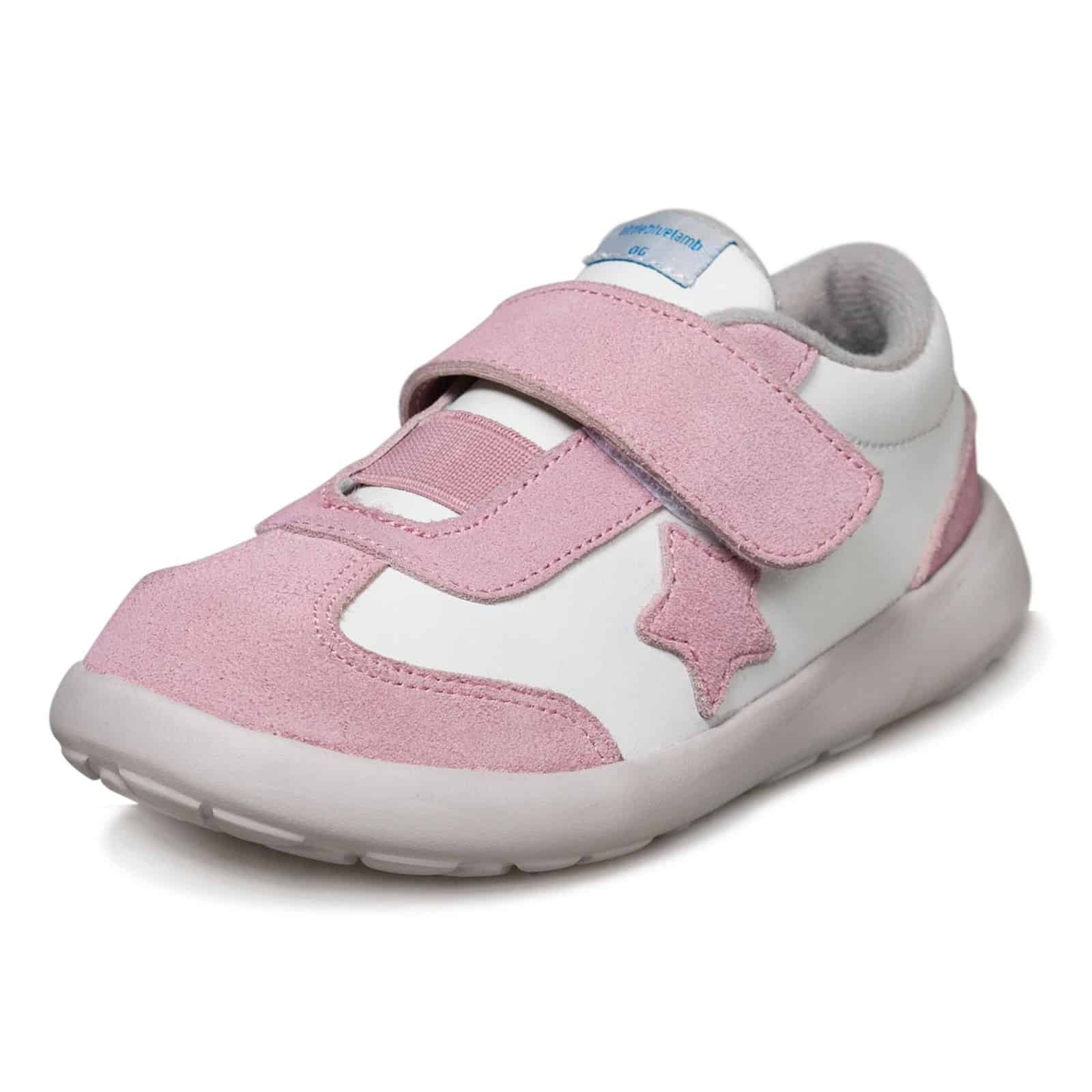 the gallery for gt pink and blue baby shoes