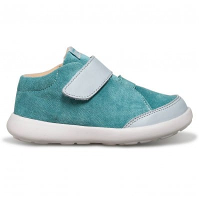Little Blue Lamb - Soft sole girls or boys toddler kids baby shoes OG | Mixed sneakers