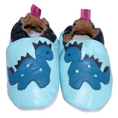 Scarpine Morbida Cuoio Bambini - ragazzo | Dino
