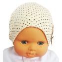 C2BB - Teddybär - Baby-Hut - eine Größe   Beige