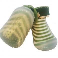 Hausschuhe - Socken Baby Kind geschmeidige Schuhsohle Mädchen | Igel