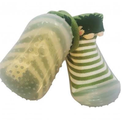 Scarpine calzini antiscivolo bambini - ragazza   Riccio