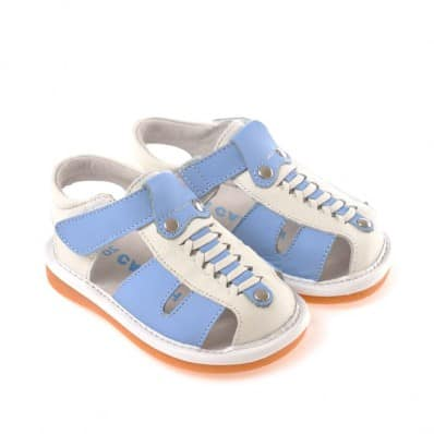 http://cdn1.chausson-de-bebe.com/76-thickbox_default/caroch-squeaky-leather-toddler-boys-shoes-white-blue-sandals.jpg