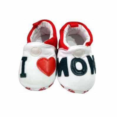 Zapatillas tejido para niños | I love mum
