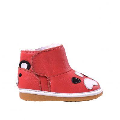 Bottines fourrées C2BB - chaussons, chaussures, chaussettes pour bébé