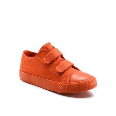 Little Blue Lamb - Scarpine suola morbida - ragazza | Sneakers viola rosa velluto