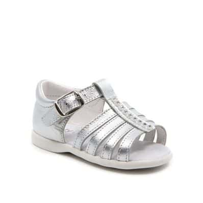 Chaussures semelle souple sandales ouvertes METAL