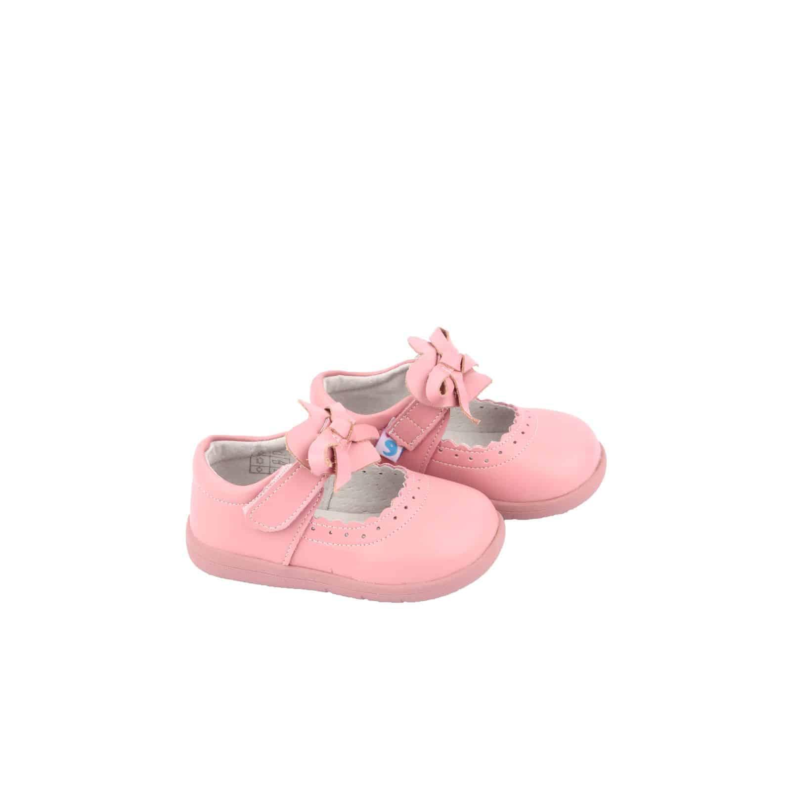 6425ae8b0b2ec Chaussures semelle souple PINK