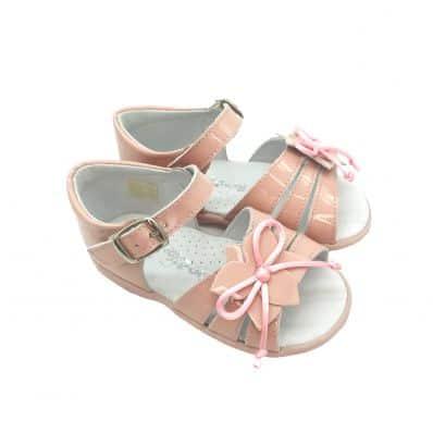 sandales semelles souples ouvertes GIRLY C2BB - chaussons, chaussures, chaussettes pour bébé