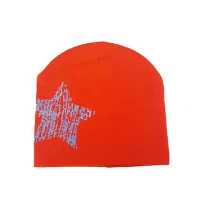 Bonnet ETOILE RED