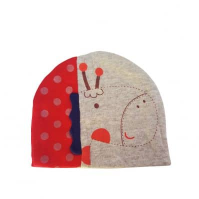 Bonnet GIRAFE GREY