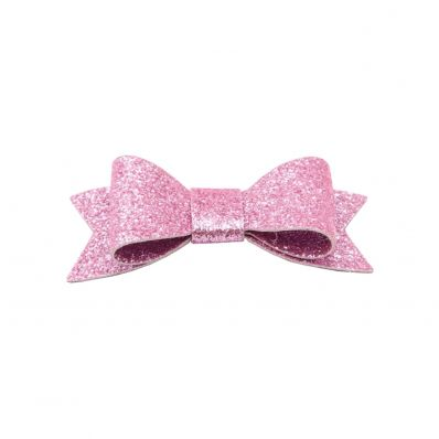 Barrette Noeud GLITTER GIRLY