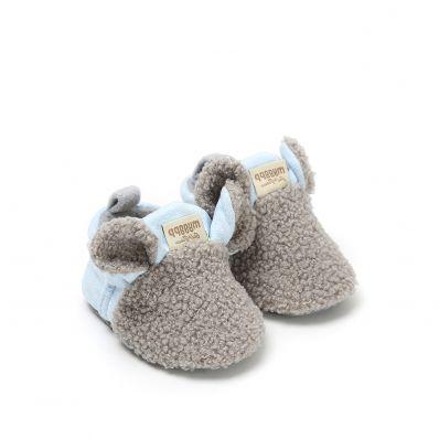Chaussons bébé Monsieur Mouton