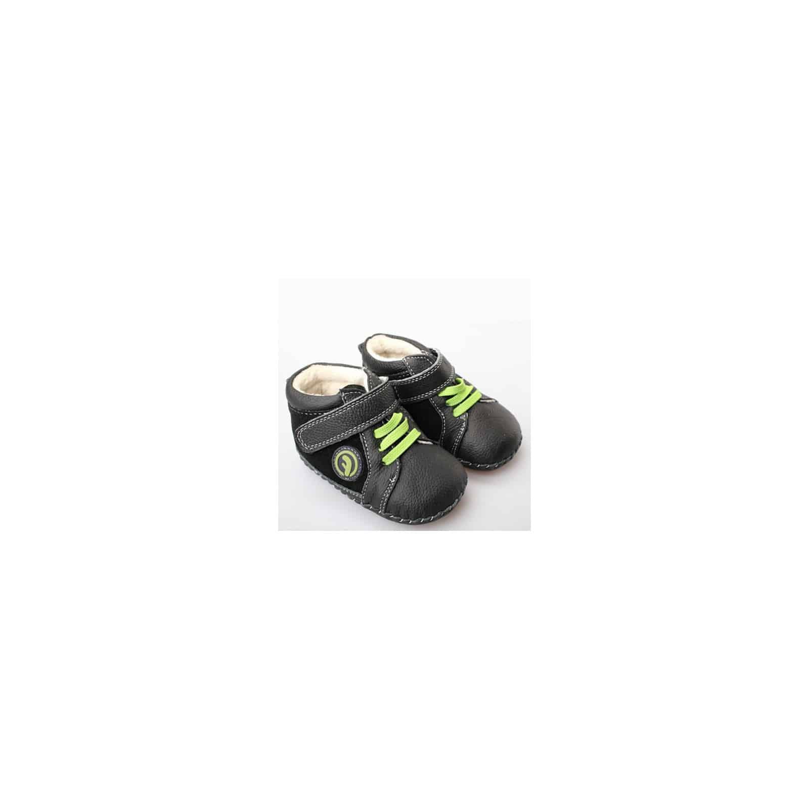 07b3af0a3077a FREYCOO - Chaussures premiers pas cuir souple