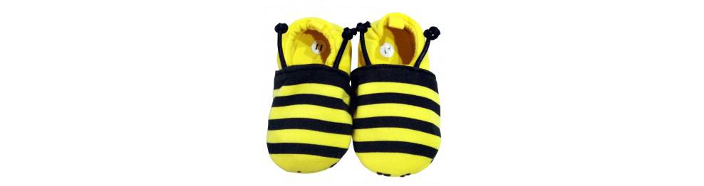 Soft cotton baby shoes