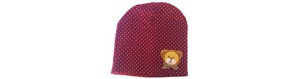 Bonnets bébé - Petit ourson